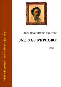 Livre numrique Une page d&#x27;histoire