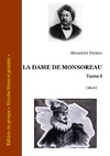Livre numrique La Dame de Monsoreau - Tome I