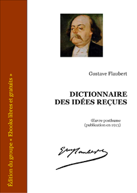 Livre numrique Dictionnaire des ides reues