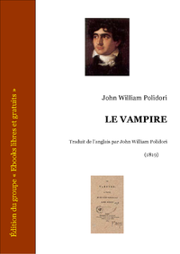 Livre numrique Le Vampire