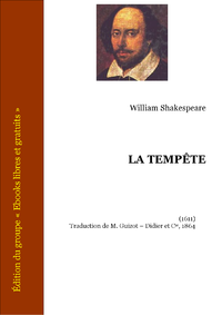 Livre numrique La Tempte