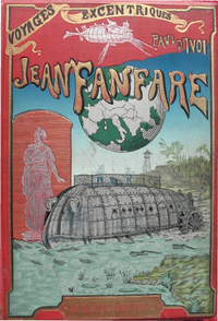 Livre numrique Jean Fanfare - Voyages excentriques Volume IV (mode image)