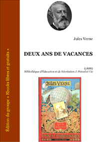 Livre numrique Deux ans de vacances