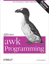 Livre numrique Effective awk Programming