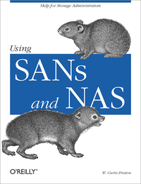 Livre numrique Using SANs and NAS