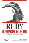 Livre numrique Ruby in a Nutshell