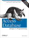 Livre numrique Access Database Design &amp; Programming