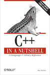 Livre numrique C++ In a Nutshell