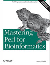 Livre numrique Mastering Perl for Bioinformatics