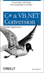 Livre numérique C# & VB.NET Conversion Pocket Reference