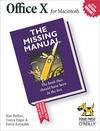 Livre numérique Office X for Macintosh:  The Missing Manual
