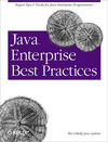 Livre numrique Java Enterprise Best Practices