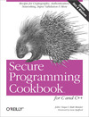 Livre numrique Secure Programming Cookbook for C and C++
