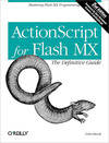 Livre numérique ActionScript for Flash MX: The Definitive Guide