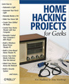 Livre numérique Home Hacking Projects for Geeks