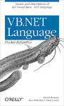 Livre numrique VB.NET Language Pocket Reference