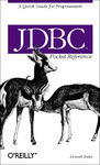 Livre numrique JDBC Pocket Reference