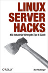 Livre numrique Linux Server Hacks