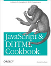 Livre numrique JavaScript &amp; DHTML Cookbook