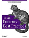 Livre numrique Java Database Best Practices