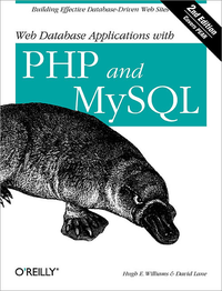 Livre numérique Web Database Applications with PHP and MySQL