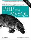 Livre numrique Web Database Applications with PHP and MySQL