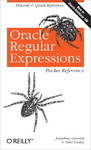 Livre numérique Oracle Regular Expressions Pocket Reference