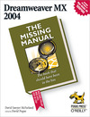 Livre numérique Dreamweaver MX 2004: The Missing Manual