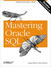 Livre numrique Mastering Oracle SQL
