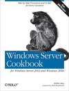 Livre numrique Windows Server Cookbook