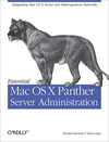 Livre numrique Essential Mac OS X Panther Server Administration