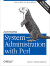 Livre numrique Automating System Administration with Perl