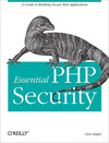 Livre numrique Essential PHP Security