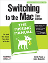 Livre numérique Switching to the Mac: The Missing Manual, Tiger Edition