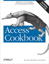 Livre numrique Access Cookbook