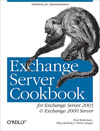 Livre numérique Exchange Server Cookbook