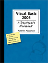 Livre numérique Visual Basic 2005: A Developer's Notebook