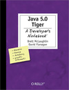 Livre numrique Java 5.0 Tiger: A Developer&#x27;s Notebook