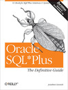 Livre numérique Oracle SQL*Plus: The Definitive Guide