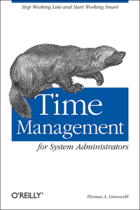 Livre numrique Time Management for System Administrators