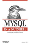 Livre numrique MySQL in a Nutshell