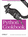 Livre numrique Python Cookbook
