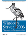 Livre numérique Windows Server 2003 Network Administration