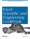 Livre numérique Excel Scientific and Engineering Cookbook