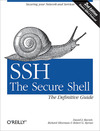Livre numérique SSH, The Secure Shell: The Definitive Guide