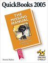 Livre numrique QuickBooks 2005: The Missing Manual