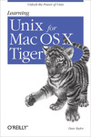 Livre numrique Learning Unix for Mac OS X Tiger