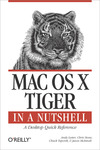 Livre numrique Mac OS X Tiger in a Nutshell
