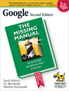 Livre numérique Google: The Missing Manual