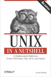 Livre numrique Unix in a Nutshell